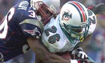 20-Year Phiniversary: Mare's Late FG Lifts Dolphins Past Patriots, to AFC East Title