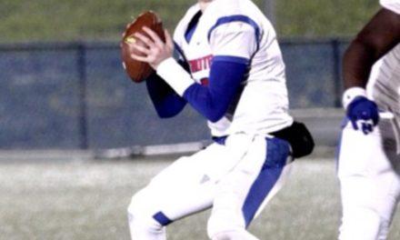 Meet Chase Harsh: 2022 Quarterback from Virginia
