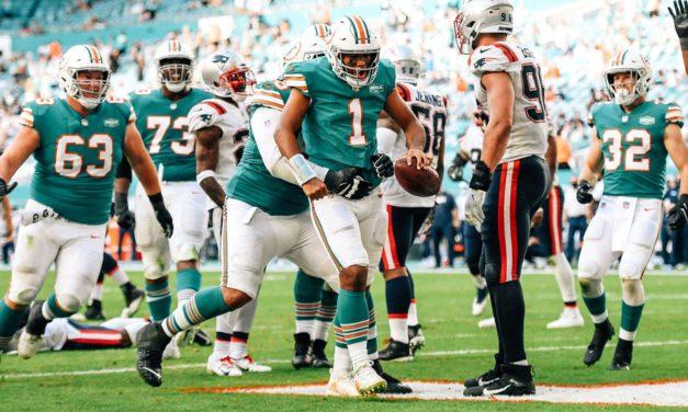 Ranking Rookie Seasons for Miami Dolphins Quarterbacks