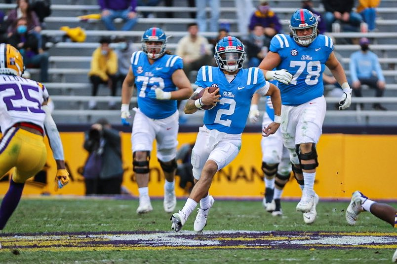 Ole Miss Football: Looking Back on 2020 and Ahead to the Outback Bowl