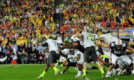 CFB Flashback: 10-Year Anniversary — Auburn Kicks FG as Time Expires to Top Oregon for Title