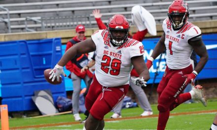 Alim McNeill: From Baseball Standout to All-American NFL Draft Prospect