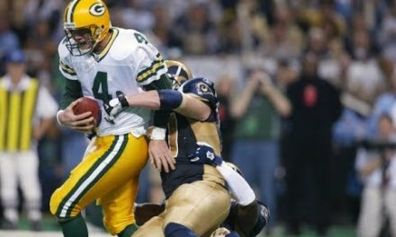 NFL Divisional Match-Up Memories: Three of Weekend's Four Contests Feature First Postseason Meetings