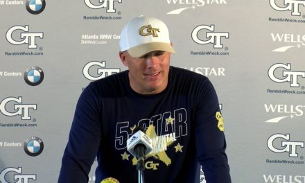 Column: How Can We Evaluate Georgia Tech Coach Geoff Collins Going Into 2021?