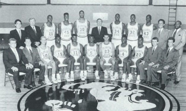 30-Year Nole Anniversary: FSU Rallies from 20 Points Down to Win Only Metro Tournament Title