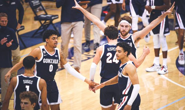 Column: Will Somebody Catch Gonzaga and Baylor?