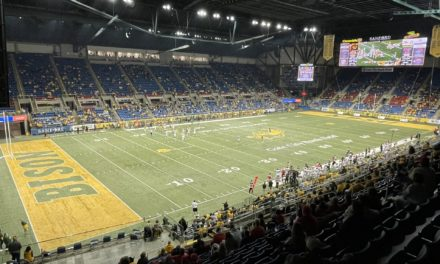 CFB Campus Tour: FCS Week 1 Recap — Three Domes in Three Days