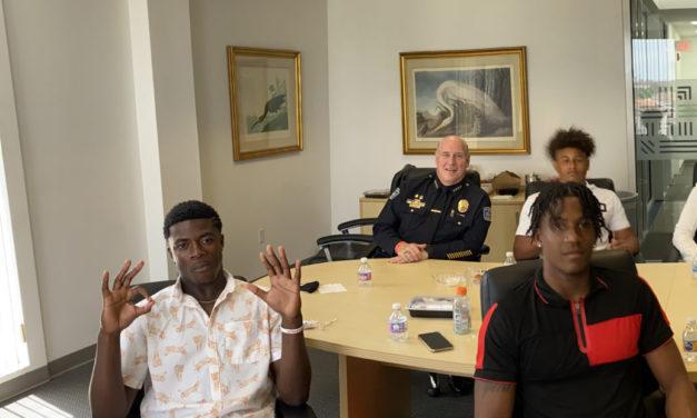 '22 QB Jacurri Brown Recaps Visit to University of Miami