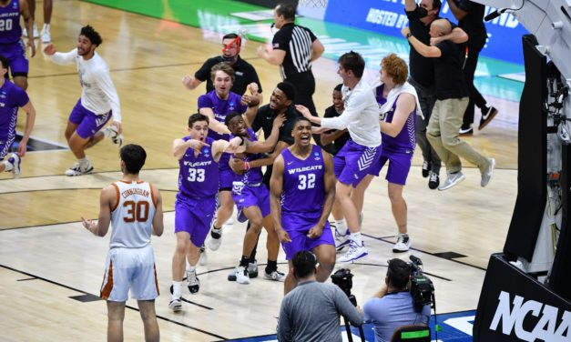 From Division II To Round of 32: The Big Moment For Abilene Christian Basketball