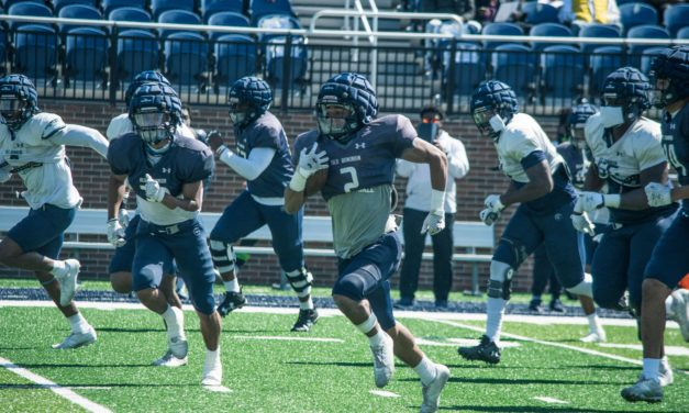Old Dominion Spring Practice Session Notes