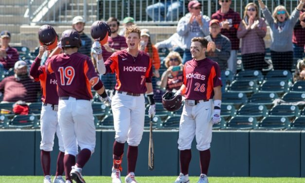 """Series Preview: Virginia Tech Baseball Looks to Avoid """"Wakeing"""" Demon Deacons"""