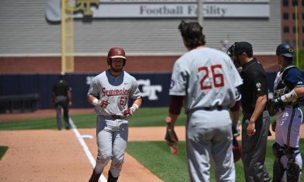 FSU Baseball Rewind: Bats Come Alive as Seminoles Take Two of Three in Atlanta