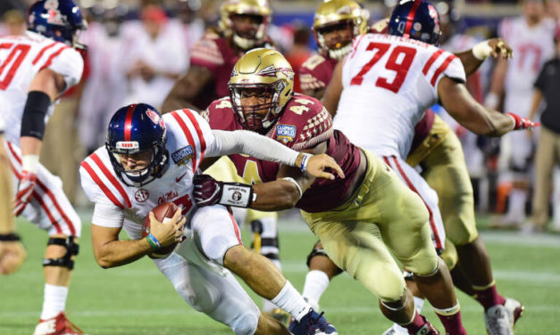 5-Year Nole Anniversary: FSU Rallies From 22 Down to Stun Ole Miss on Labor Day