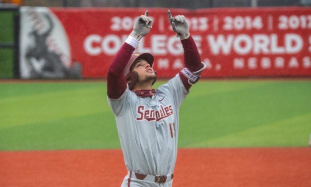 FSU Baseball Rewind: Seminoles Win Series at First-Place Notre Dame