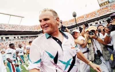 30-Year Phiniversary: Dolphins Rally Past Packers for Shula's 300th Career Win