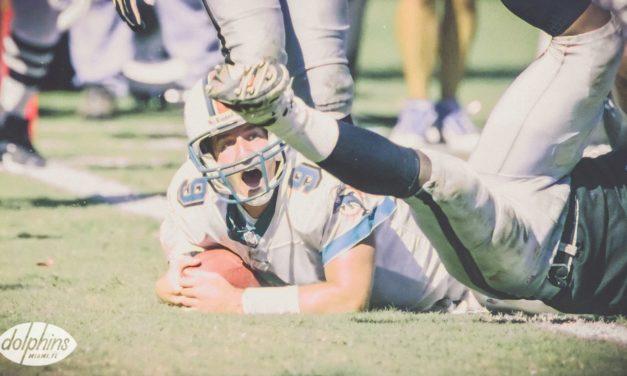 20-Year Phiniversary: Fiedler Leads Winning TD Drive vs. Raiders