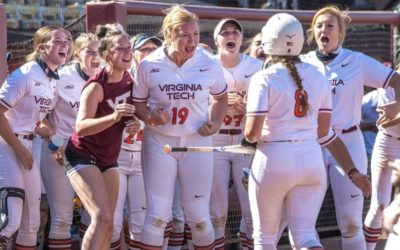 Sports With Best Chance to Win Virginia Tech's First National Championship — No. 1: Softball