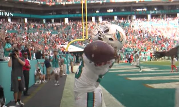 5-Year Phiniversary: Ajayi's OT Winner Lifts Dolphins Past Browns, 30-24