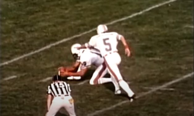 40-Year Phiniversary: Late FG, Penalty Lift Dolphins Past Colts in Baltimore