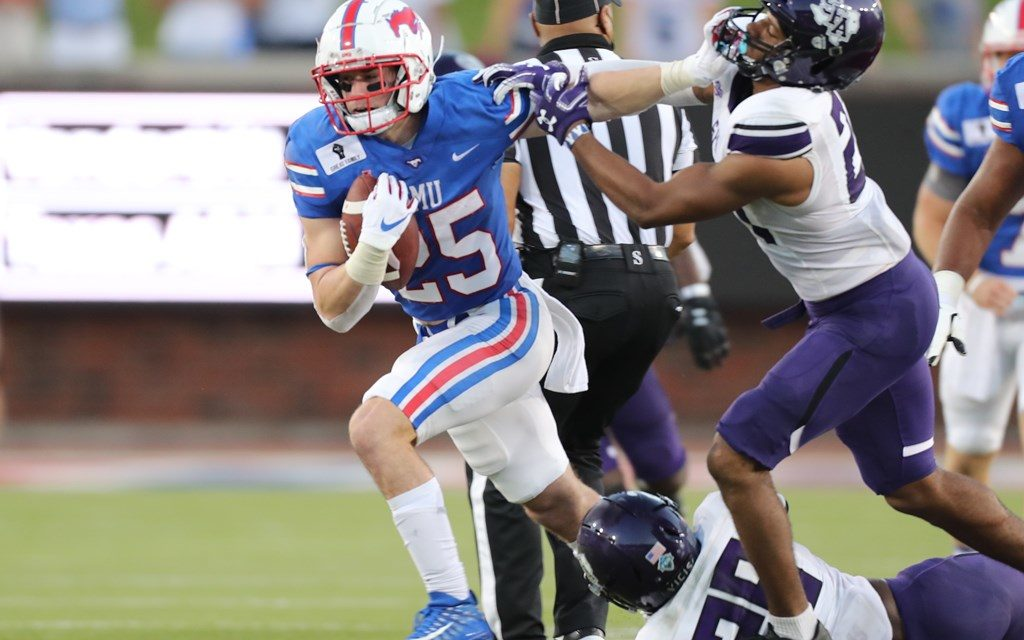 Potential Breakout Players for SMU Offense in 2021