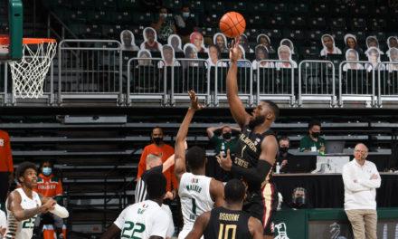 FSU Enjoys Winning Overall Record vs. Florida, Miami in 2020-21 Academic Year