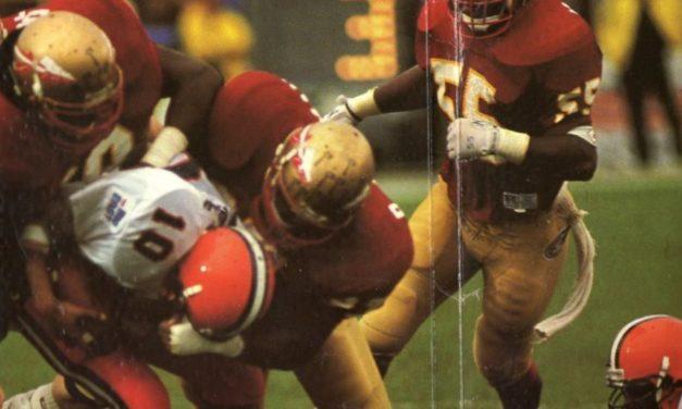 30-Year Nole Anniversary: FSU Blasts Syracuse in Top-10 Match-up