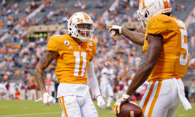 Buying Stock: SEC East WRs Edition