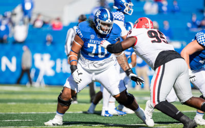 Buying Stock: SEC East OL Edition