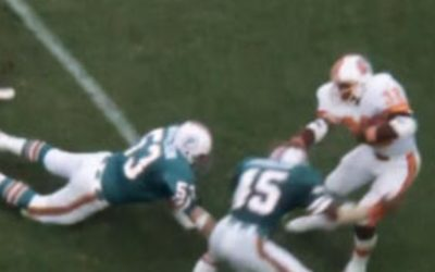 45-Year Phiniversary: Yepremian Hits Game-Winner in First Match-up Between Dolphins and Bucs