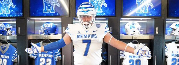 Meet James Quinnelly: 3-Star Defensive Lineman Committed to Memphis