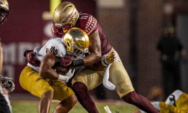 FSU Game Balls: Week 1, 2021 — vs. Notre Dame