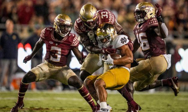 Notre Dame 41, FSU 38: Seminoles Rally But Drop Heartbreaker in OT