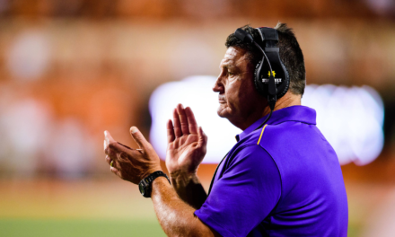 Future Headlines: Potential Candidates to Replace Ed Orgeron at LSU