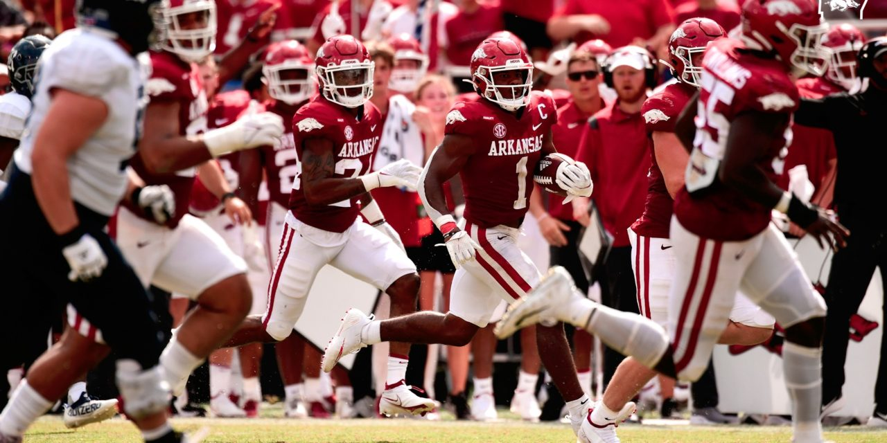 SEC Game of the Week: Texas Visits Arkansas in Old Southwest Conference Showdown