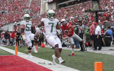 FQ/CFBHome Team of the Week: Week 2, 2021 — Oregon