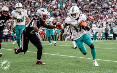 Five Finteresting Facts: Dolphins Hold Off Patriots to Kick Off 2021 Season