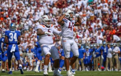 Hokies Game Day: West Virginia Pick and Preview