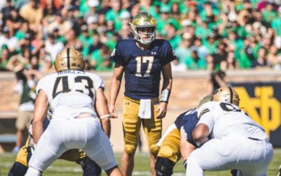 Drum or No Drum: Notre Dame Takes Care of Purdue