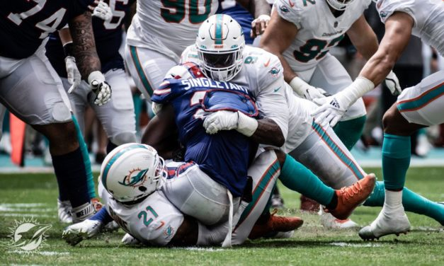 Five Finteresting Facts: Dolphins Get Obliterated by Bills, 35-0
