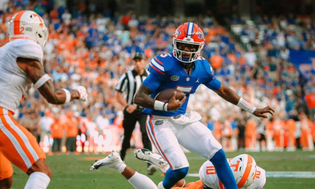 Florida Football Friday (Thursday Edition): Gators Head to Lexington for First SEC Road Game