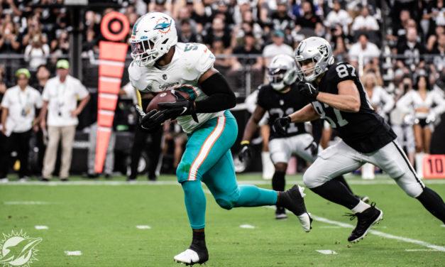 Five Finteresting Facts: Dolphins Drop Heartbreaker to Raiders in OT