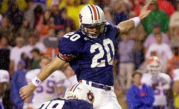 20-Year CFB Anniversary: Duval's Kick Lifts Auburn Past No. 1 Florida