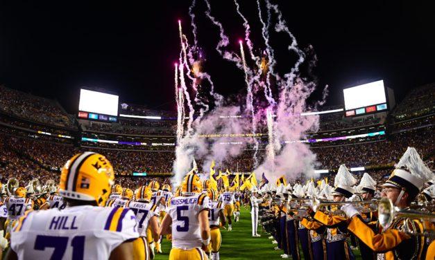College Football's Top Five Atmospheres From Week 5