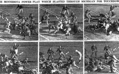 80-Year CFB Anniversary: Minnesota Blanks Michigan in Top-3 Showdown