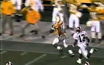 25-Year CFB Anniversary: Graham's Long TD Run Caps Comeback as Tennessee Tops Alabama, 20-13