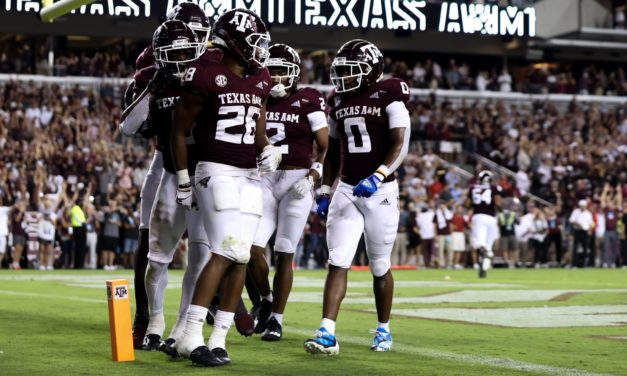 FQ/CFBHome Team of the Week: Week 6, 2021 — Texas A&M
