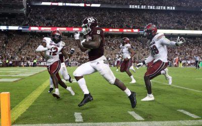 Week 9 SEC Power Rankings