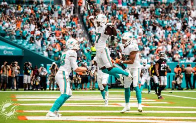 Five Finteresting Facts: Dolphins Fall to Falcons on Last-Second FG